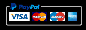 Utilizamos pagos con PAYPAL